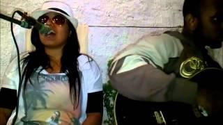 Malandragem - Cassia Eller (cover Aline Loureiro e Icaro Souza)