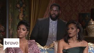 RHOA: Was Money the Reason for Cynthia and Peter's Divorce? (Season 9, Episode 22)   Bravo