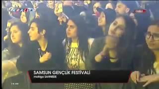 maNga - Işıkları Söndürseler Bile  (20 Mayıs 2017 Samsun Gençlik Festivali)