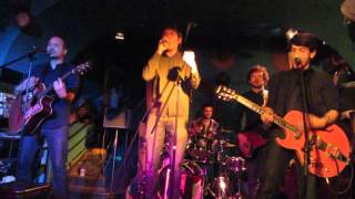 Les Petites Bourrettes - Voyager (Live @ Bateau El Alamein - 06 février 2016)