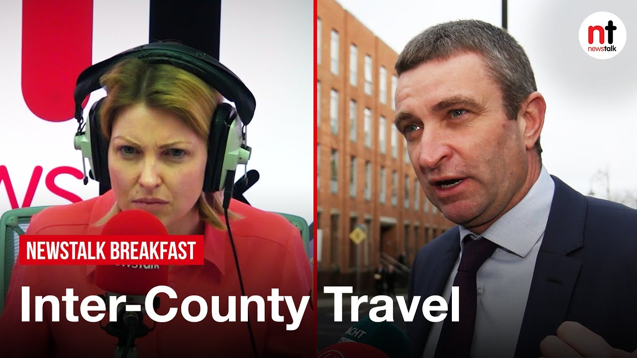 Fianna Fáil TD Calls for Immediate Lifting of Inter-County Travel Ban