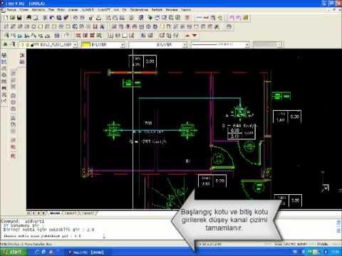 FineHVAC - Hava Kanalı Tasarımı (Bölüm 1)