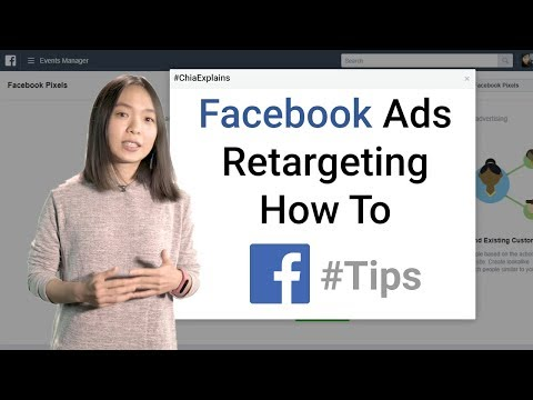 NEW Beginner's Guide to Facebook Retargeting Ads 2019 - FB Pixel, Custom Audiences | #ChiaExplains