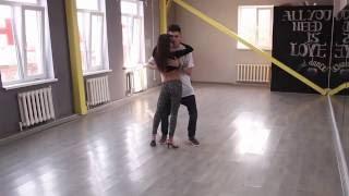 Ruslan & Elnara Kizomba fusion Russia Ufa