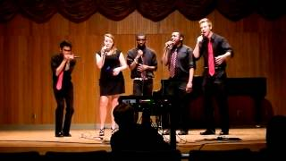 Somebody That I use to Know (Pentatonix Version)[Cover]