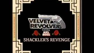 Velvet Revolver FT AxlRose   Shackler´s Revenge