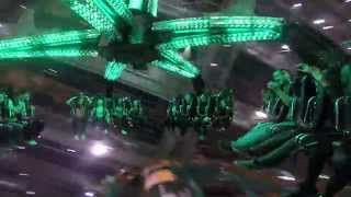 Shredder - Revolution 20 at Nickelodeon Universe in the Mall of America