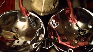 Get Lucky - Daft Punk (steel pan cover) Jonathan Scales