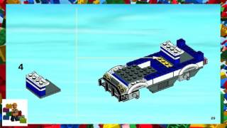 LEGO instructions - City - Police - 60007 - High Speed Chase (Book 2)