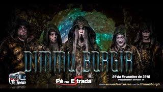 Excursao, Show, Dimmu Borgir, Pe na Estrada