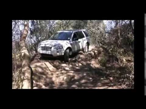 Land Rover Driving School