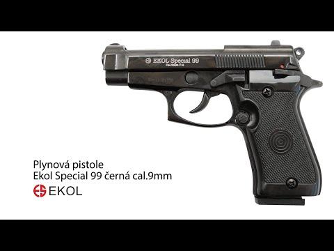 Plynová pistole Ekol Special 99 cal.9mm