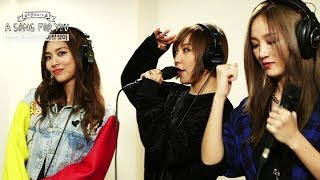 Global Request Show : A Song For You - Hush by Miss A (2013.11.22)
