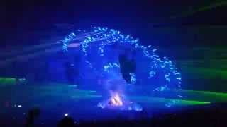 Atmozfears @ Qlimax 2014 | Bass Modulators - Bounce & Break (Atmozfears Remix) (4K Video)