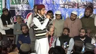 Naqeeb E Mihfil Hafiz Asad Ali Abbasi & Mufti Saeed Arshad Al Hussaini Sb Ko Dawat Detii Hovi