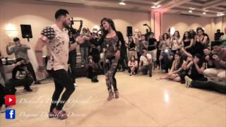 DANIEL Y DESIREE MASTERS OF BACHATA - India Martinez - Todo No Es Casualidad  Dj Khalid