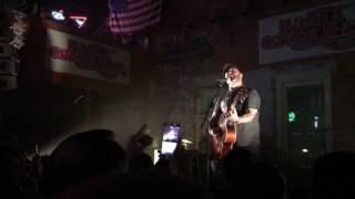 Aaron Lewis of Staind - Outside - Acoustic - Banita Creek Hall