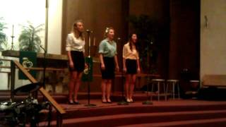 Boogie Woogie Bugle Boy of Company B - Cover by Shantae Arielle, Sydney Limond, and Maraya Kline