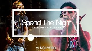 PnB Rock - Spend The Night (Ft. Fetty Wap) Instrumental (ReProd.By@YungHydroBeatz)