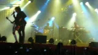 Enrique Bunbury - Lady Blue @  Estadio Azteca Mexico DF 11 Noviembre 2009