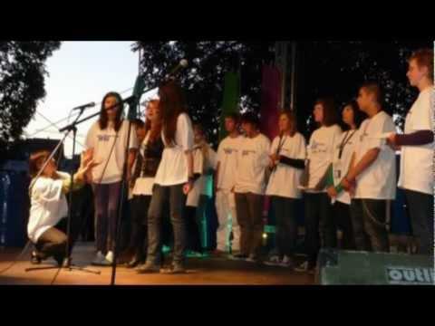 Međunarodni kamp za mlade u Ulmu 2012