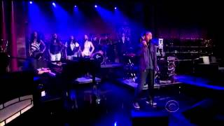 MSTRKRFT - Heartbreaker (feat. John Legend) (Late Show w/ David Letterman)