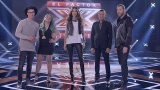 inició el Factor XF   Con la presentación sorpresa de Reykon, 2015 HD