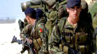 Adeus Terra Adeus Familia - Fuzileiros Portugueses