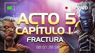 ACTO 5 CAPITULO 1!! VAMOS A EXPLORARLO! | Marvel Contest Of Champions