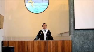 Bautismo Alondra - Ptr. Antonio Herrera - Octubre 31, 2015