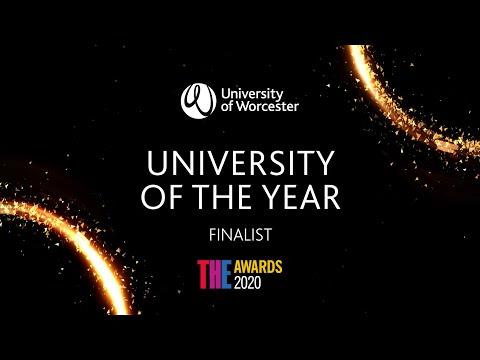 University of the Year - Finalist 2020