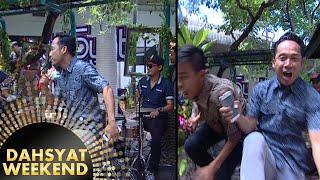 Denny Rusuh Banget Joget Lagu Dari Tipe X [Dahsyat] [6 Feb 2016]