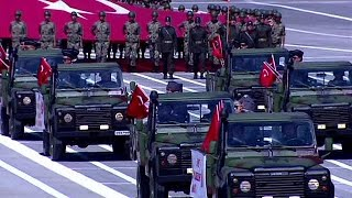 Turkish military allows head scarves for female soldiers