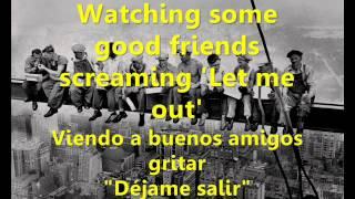 Queen & David Bowie - Under Pressure - Subtitulada en español e inglés