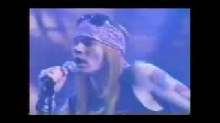Guns N' Roses - Used to love her