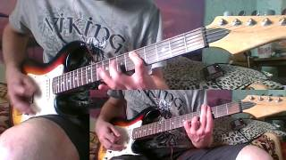 Three Days Grace - Riot (Instrumental cover)