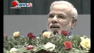 भगवान बुद्ध जन्मस्थलबारे भारतीय प्रधानमन्त्री मोदीले बोली फेरे- NEWS24