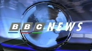 BBC News 1990s Intros