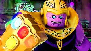 LEGO MARVEL Super Heroes 2: Avengers Infinity War Trailer (2018) PS4 / Xbox One / Switch / PC