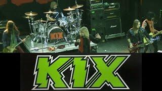 KIX - Rock Your Face Off (live 12-5-2015)
