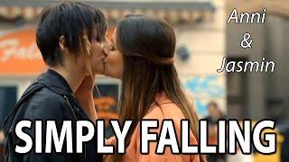 Anni & Jasmin - Simply falling
