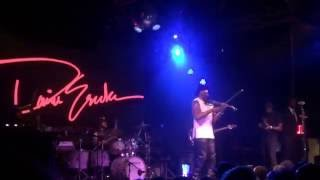"""Damien Escobar - """"Don't"""" (Bryson Tiller Cover) (Live @ Highline Ballroom, NYC)"""