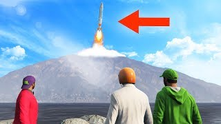 SAVE LOS SANTOS FROM THE NUKE! (GTA 5 Heists)