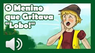 O Menino que Gritava  - Histórias infantis em português