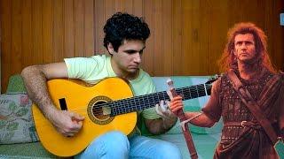 Braveheart theme - Fingerstyle Guitar (Marcos Kaiser) #51