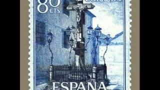 El cristo de los faroles. Antonio Molina