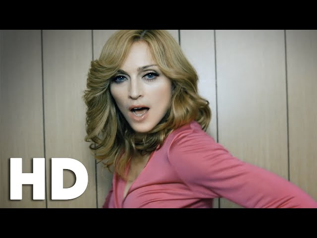 "Vídeo oficial de ""Hung Up"" de Madonna"