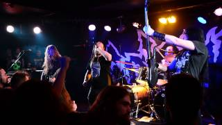 Entombed - Left Hand Path , live in Athens,Greece 2014