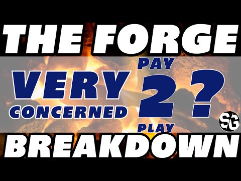 RAID | FORGE CONCERNS Will it be low spender friendly? Lets dive into it. Raid shadow legends forge