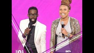 CASEY J Tease From BET'S Joyful Noise TV Program